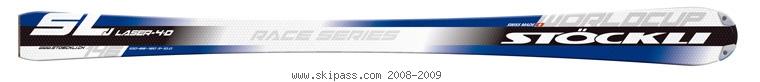 Laser SL FIS 2009 Stockli Laser SL FIS