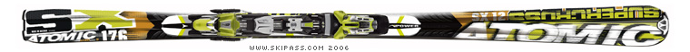 Atomic SX 12