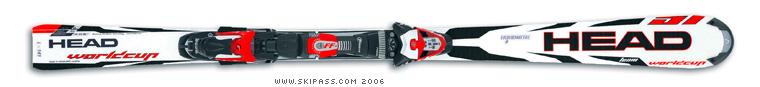 Head Worldcup SL Team CP14