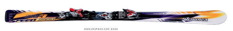 Nordica speedmachine mach 3 xbi
