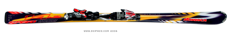 Nordica speedmachine 14.2 xbs alu