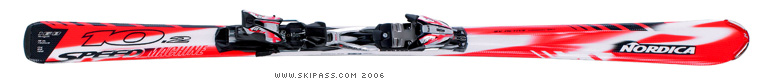 Nordica speedmachine 10.2 xbs