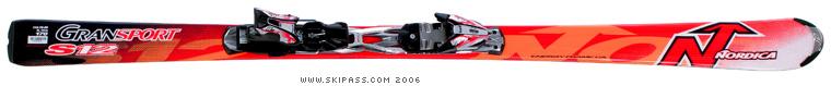 Nordica grand sport s12 xbs