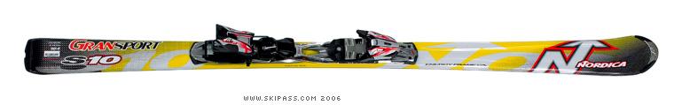 Nordica grand sport s10 xbs