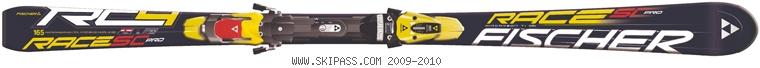 Fischer RC4 Race SC Pro Railflex Sp