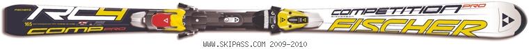 Fischer RC4 Compétition Pro Railflex Sp
