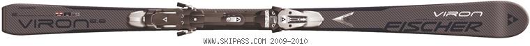 Fischer Viron 8.8 Railflex Sp
