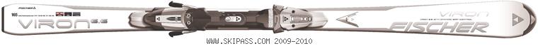 Fischer Viron 6.6 Railflex Sp