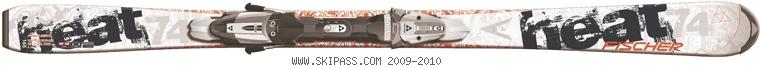 Fischer Heat 74 Railflex Sp