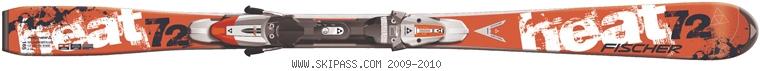 Fischer Heat 72 Railflex Sp