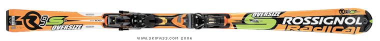 Rossignol Radical R9S Ti oversize