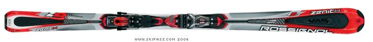 Rossignol Zenith Z9 Ti oversize