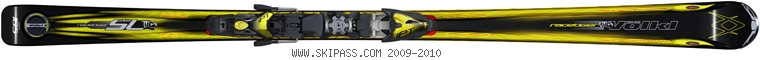 Völkl Racetiger SL Racing Power Switch R