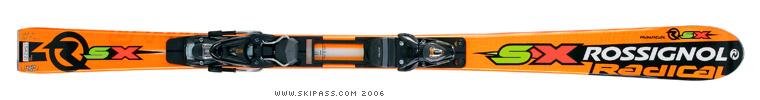 Radical RSX I box Team Rossignol Radical RSX I box Team