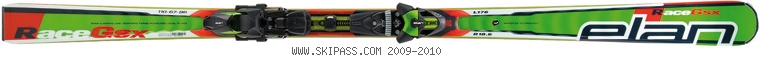 Elan GSX Waveflex Fusion