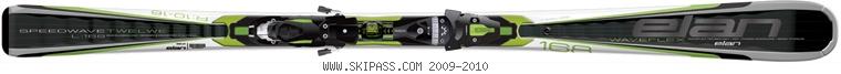 Elan Speedwave 12 Black Fusion