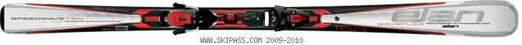 Elan Speedwave 10 Red Fusion