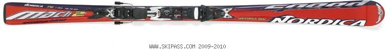 Nordica Speedmachine Mach 2 XBI CT
