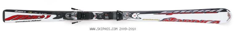 Nordica Speedmachine Mach 1 XBI CT