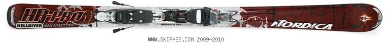 Nordica HR-Pro Helldiver CA XBI CT