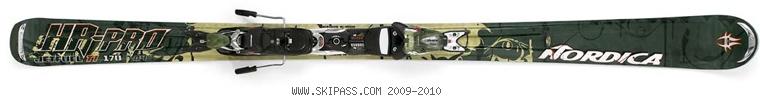 Nordica HR-Pro Jet Fuel Ti XBI CT
