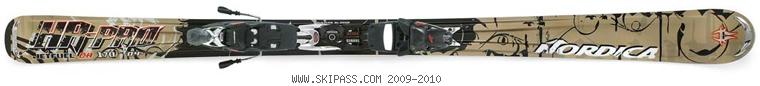 Nordica HR-Pro Jet Fuel CA XBI CT