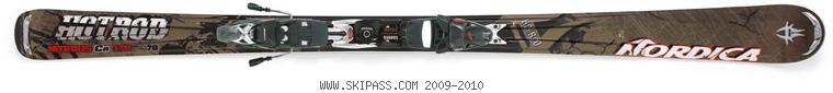 Nordica Hot Rod Nitrous CA XBI CT