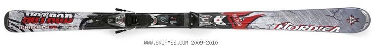 Nordica Hot Rod Igniter CA XBI CT