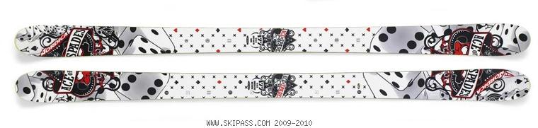 Nordica Aces Of Spades