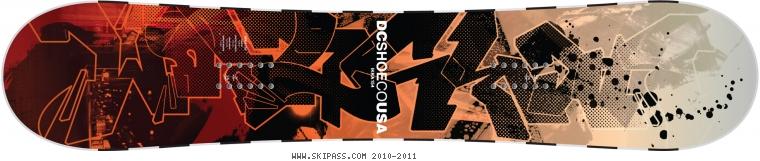 DC Snowboards Iikka Pro MLF