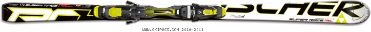 Fischer RC4 Superrace RC
