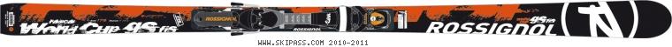Rossignol Radical WC GS FIS Ibox