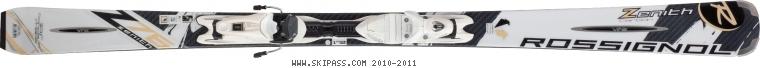 Rossignol Zenith Z76 Oversize Carbon