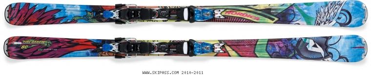 Nordica Fire Arrow 80 XBI CT