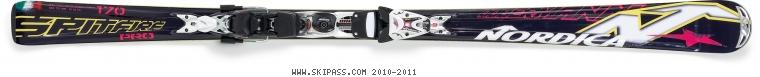 Nordica Dobermann Spitfire Pro XBì CT