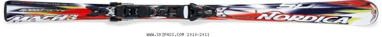 Nordica Speedmachine Mach 3 XBì CT