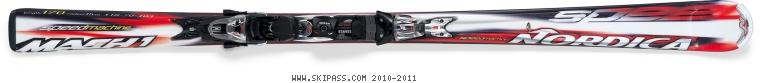 Nordica Speedmachine Mach 1 XBì CT