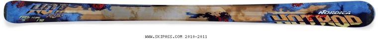 Nordica H.R. pro Jet Fuel  Xbi CT