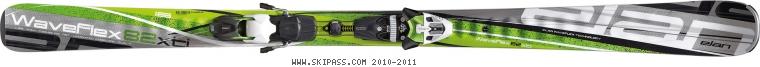 Elan Waveflex 82 XTI