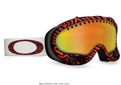 Oakley A-Frame Shaun White