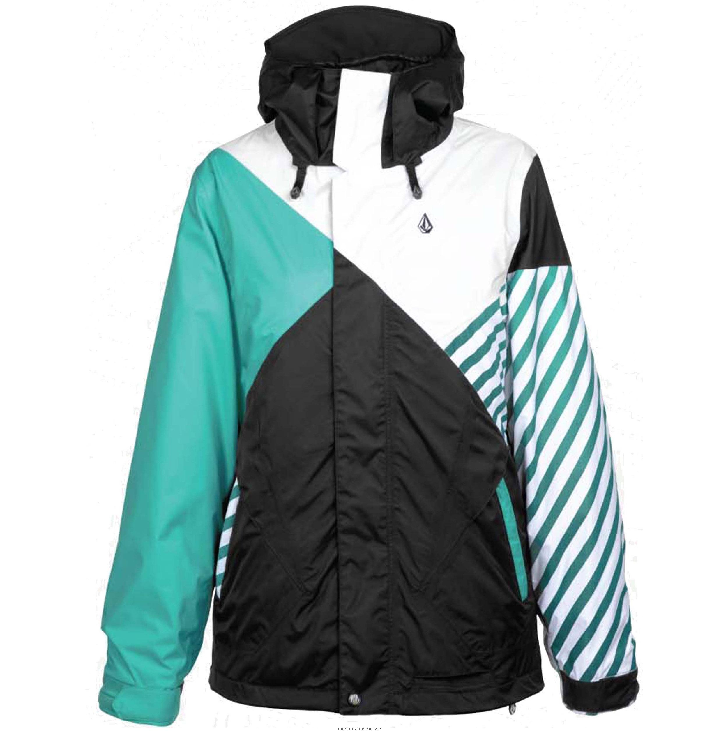 Manteau ski femme volcom