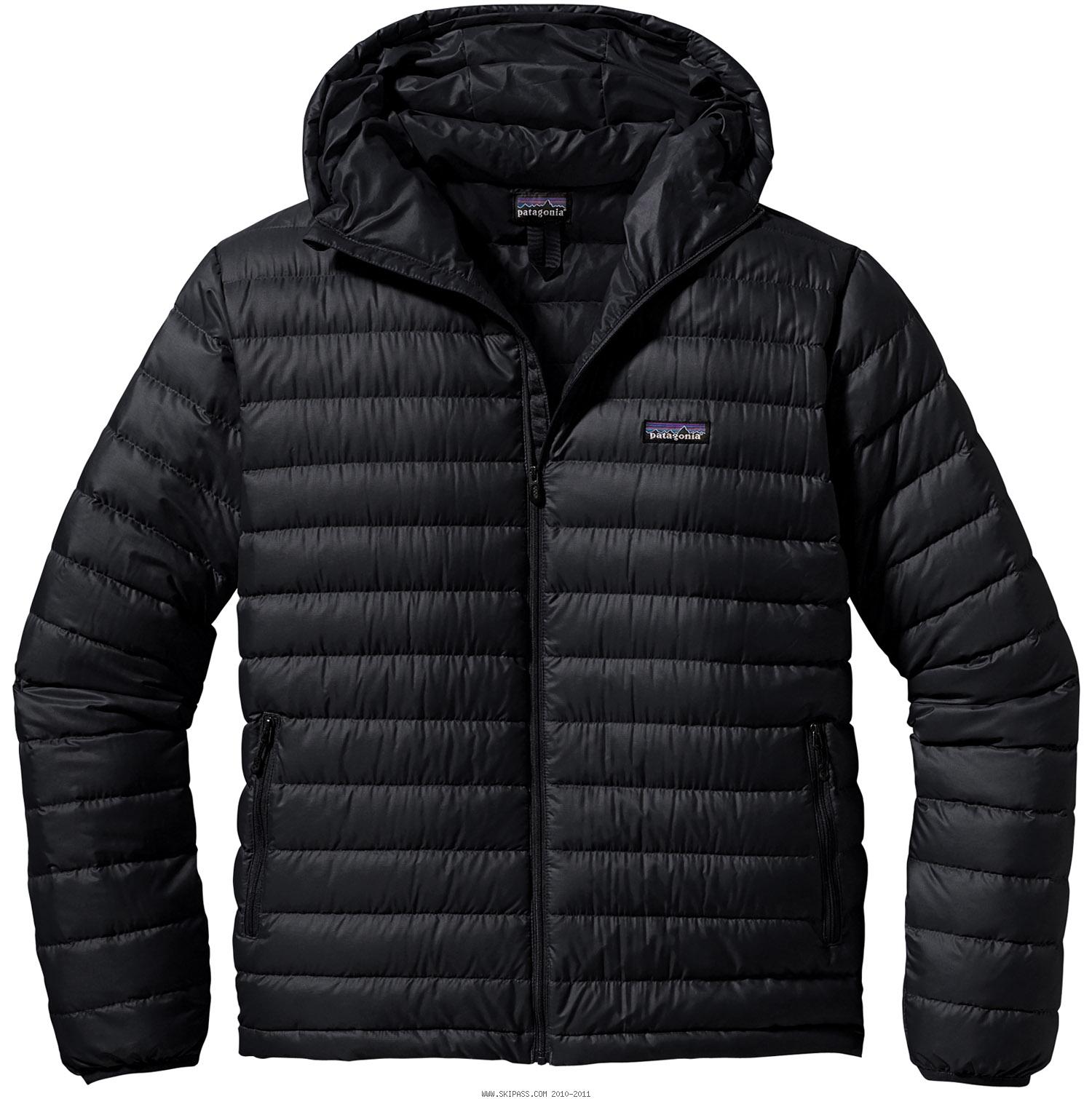 Patagonia Down Sweater Full Zip Hoody 2011