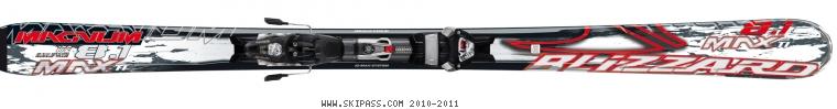 Blizzard Magnum 8.1 TI IQ Max