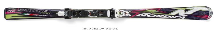 Nordica Dobermann Spitfire Pro XBI CT