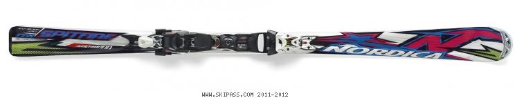 Nordica Dobermann Spitfire XBI CT