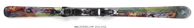 Nordica Hot Rod Jet Fuel XBI CT