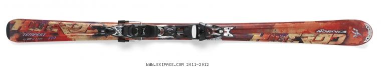 Nordica Hot Rod Tempest  XBI CT