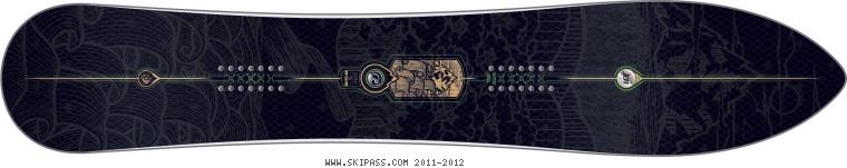 Dupraz D1 5'5'' Standard