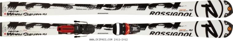 Rossignol Radical SL PRO IBOX RACING 125