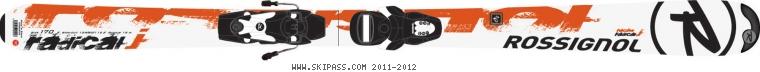 Rossignol Radical J ZIP JR 140/150